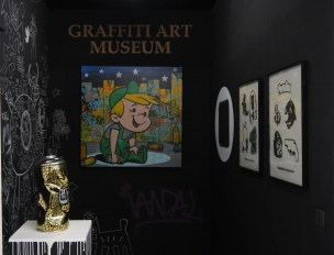 Le graffiti art museum