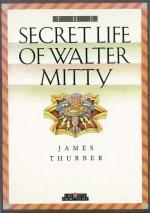 """Couverture du livre """"la vie secrète de Walter Mitty"""""""
