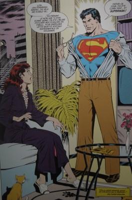 Extrait d' Action Comics (1991) ©Monsieur Benedict