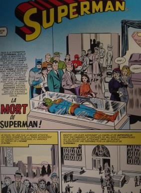 Extrait de Superman (1961) ©Monsieur Benedict