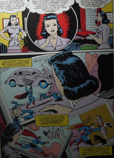 Extrait de Superman (1942) ©Monsieur Benedict