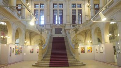 Interieur de la mairie du 10ème arrondissement