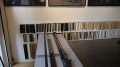 Intérieur de la Millesime Gallery