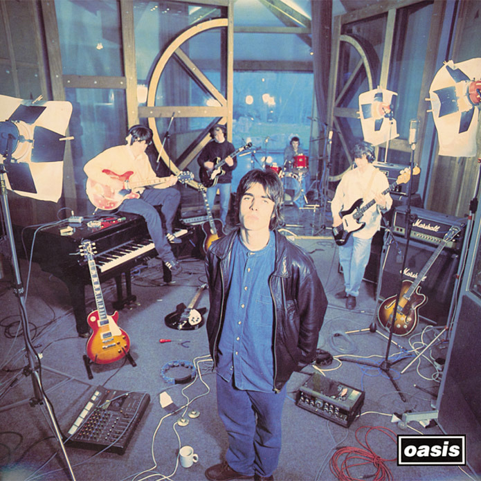 Oasis «Supersonic»