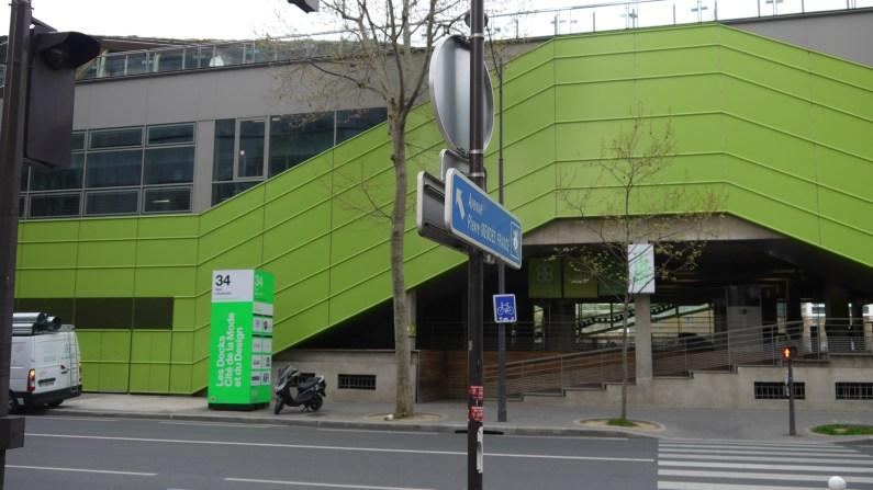Facade de l'Art Ludique-Le Musée ©Monsieur Benedict