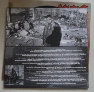 L'album vinyle ©Monsieur Bénédict