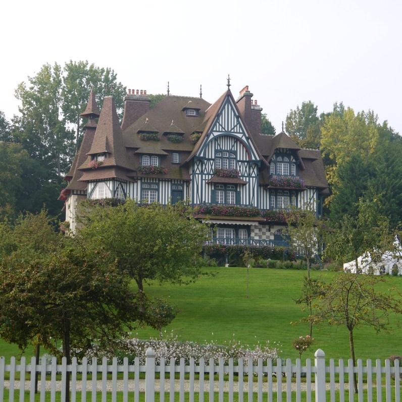 Villa Strassburger ©Monsieur Benedict