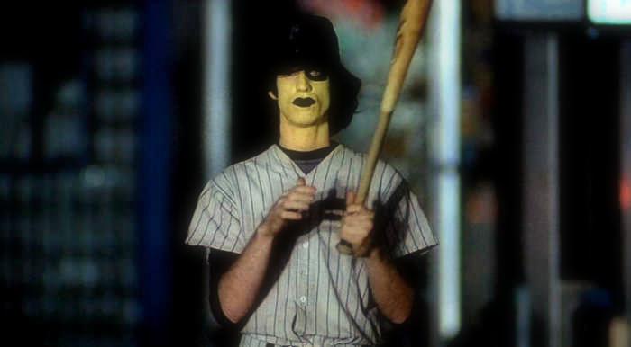 L'un des membres des Baseball Furies