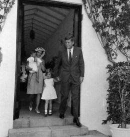 John Fitzgerald Kennedy et sa fratie