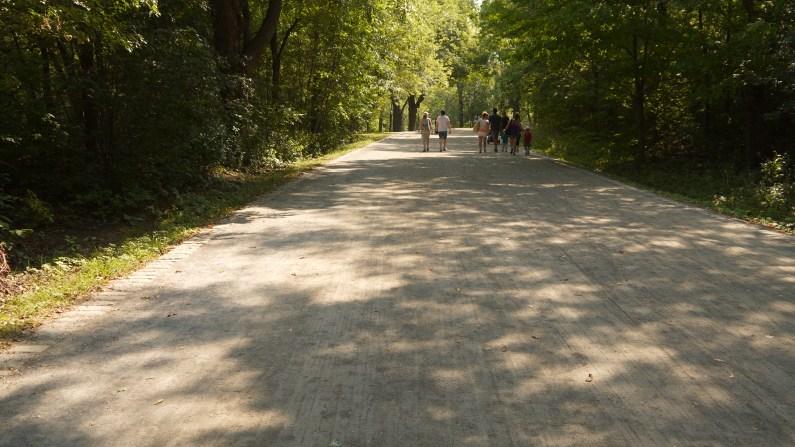Le Parc Mont-Royal ©Monsieur Bénédict