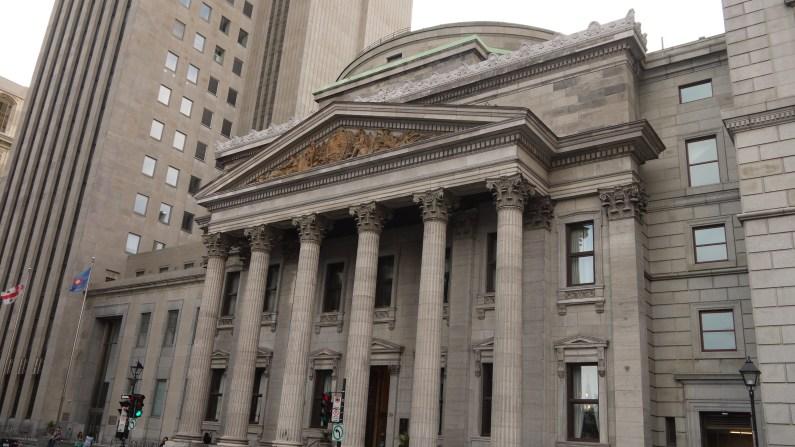 La Banque de Montréal ©Monsieur Bénédict