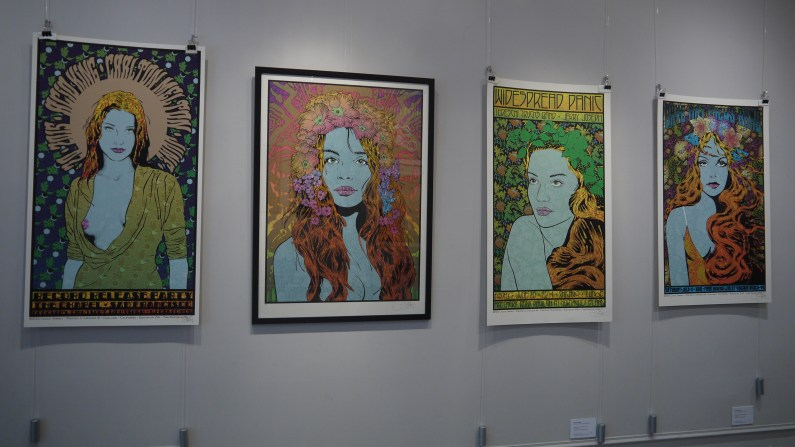 Muses in Paris, a ©Chuck Sperry solo show ©Monsieur Bénédict
