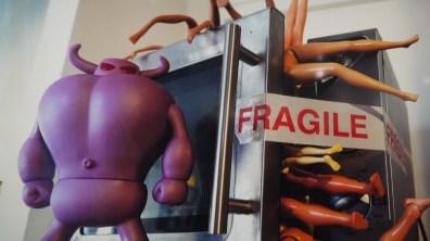 """Toy Story """" La Fin des Barbies par Clarisse Rebotier ©Monsieur Bénédict"""