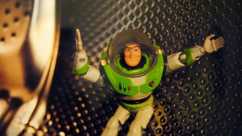"""Toy Story """"Buzz"""" par Clarisse Rebotier ©Monsieur Bénédict"""
