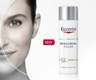7 échantillons gratuits Hyaluron-Filler CC cream