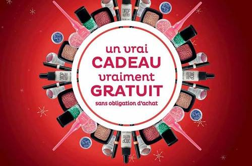 1 Produit Maquillage Nocibé Gratuit Offert !