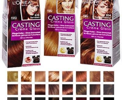 Test gratuit 100 Colorations Casting Crème Gloss de l'Oréal Paris !