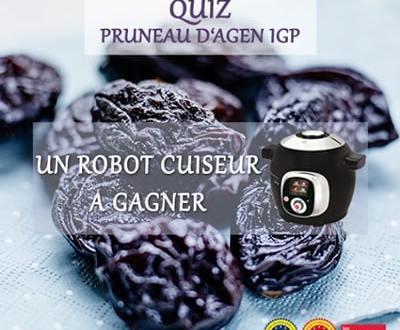 Gagner 1 robot cuiseur et 5 paniers gourmand gratuit !