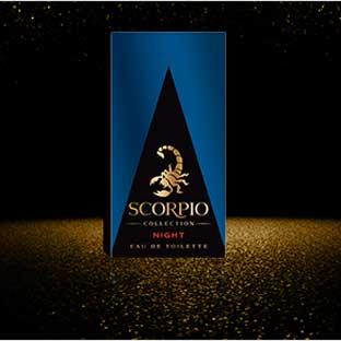 2000 Eaux de toilette Scorpio Collection à tester !