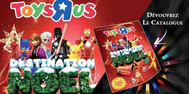 Toys'R'Us | Catalogue ToysRUs Noël 2017 - Jouets & Jeux