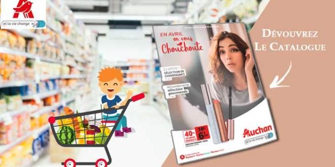 Catalogue Auchan Du 25 Au 30 avril 2018
