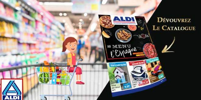 Catalogue Aldi Du 03 Au 09 Mai 2018