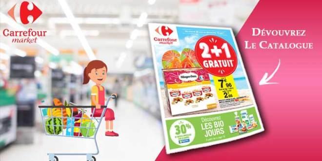 Catalogue Carrefour Market Du 29 Mai Au 10 Juin