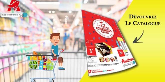 Catalogue Auchan Du 12 Au 18 Septembre 2018 La Folie des P'tits Prix