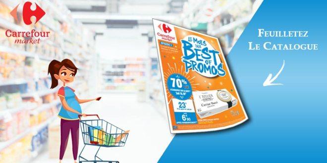 Catalogue Carrefour Market Du 30 Octobre Au 11 Novembre 2018