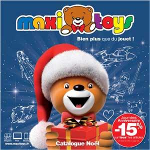 Maxi Toys Catalogue Jouet Noël 2018