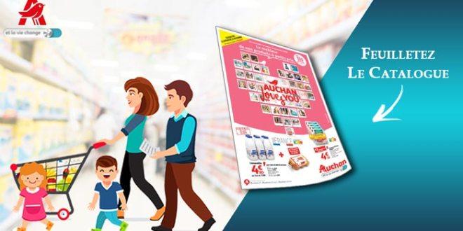 Catalogue Auchan Hypermarché Du 7 Au 13 Novembre 2018 Vivez d'amour et d'Auchan