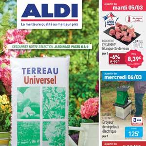 Catalogue Aldi Du 4 Au 10 Mars 2019