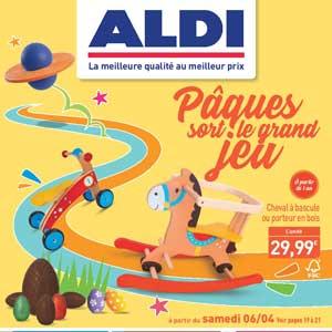 Catalogue Aldi Du 1er Au 7 Avril 2019