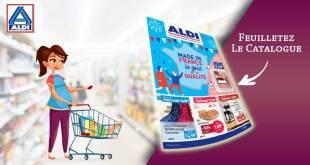 Catalogue Aldi De la semaine