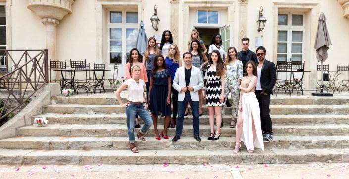 Casting pour le défilé du Mans Fashion Show 2016