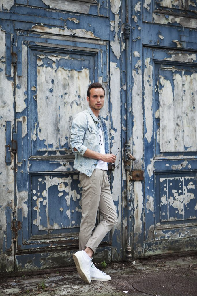 Une tenue efficace? Le Denim by @Matthieudlf