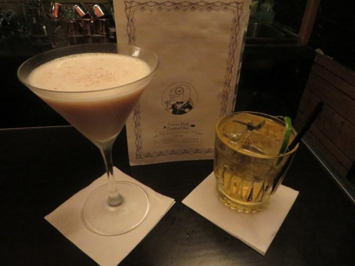Castor Club, le bar à cocktails du quartier de Saint Michel