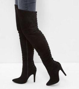 cuissardes-noires-en-daim-avec-lacets-a-larriere