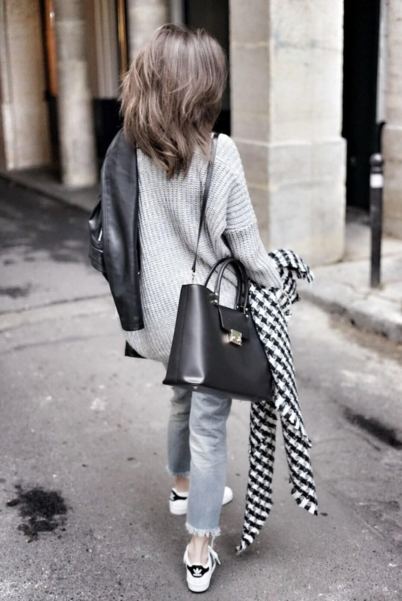 shein-lestendancesdelilou-monsieurmadame-monsieurmada.me-blogger-style-look-paris-écharpe-perfecto
