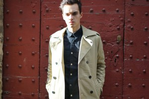 Tobias Barbault trench