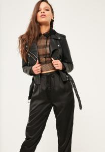 veste-biker-noire-en-simili-cuir-petite