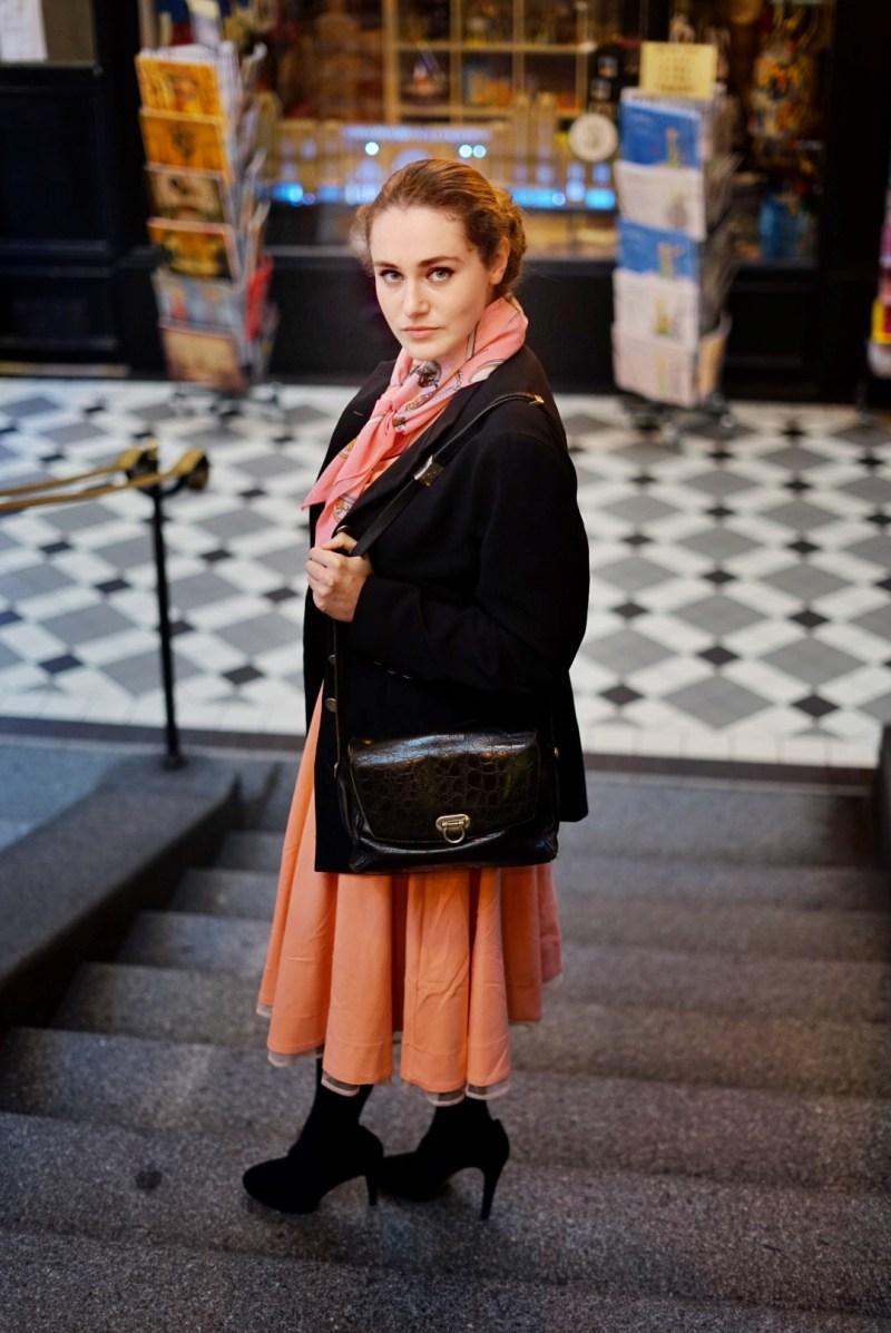 Claudia Lully Grace Kelly