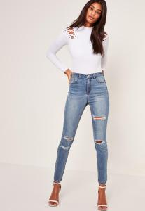 jean-skinny-bleu-authentique-taille-haute-sinner