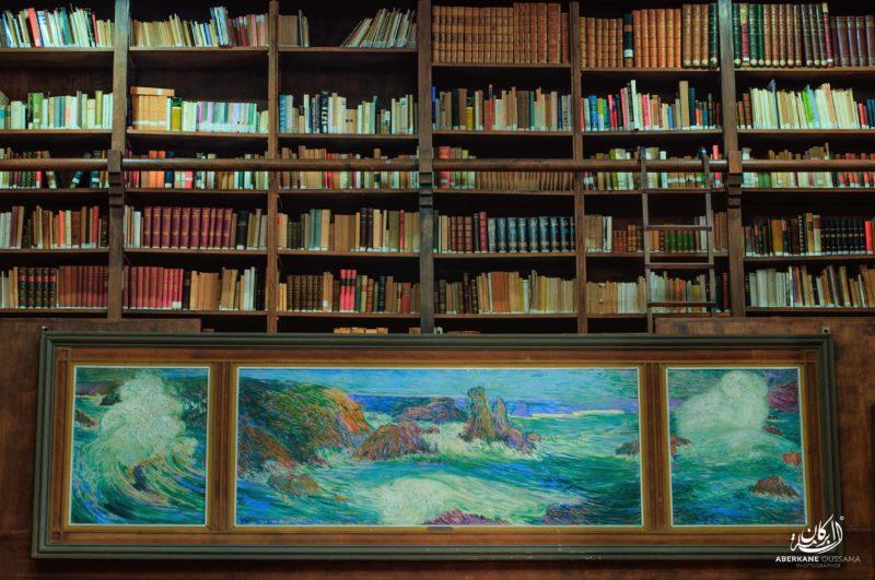 Bibliothèque des Beaux-Arts MonsieurMadame Claudia