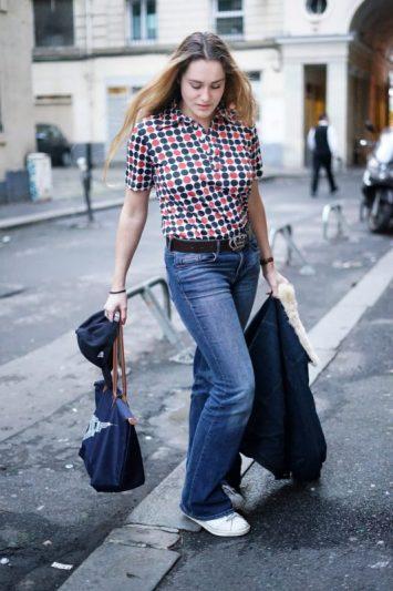 Look Farrah Fawcett Claudia Lully MonsieurMadame