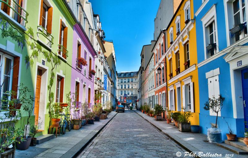 Rue Crémieux MonsieurMada.me