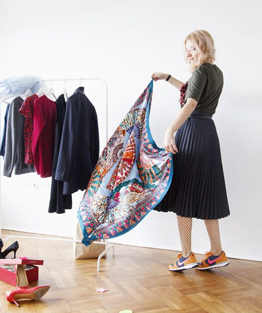Dressing détox avec Styleinspiratrice