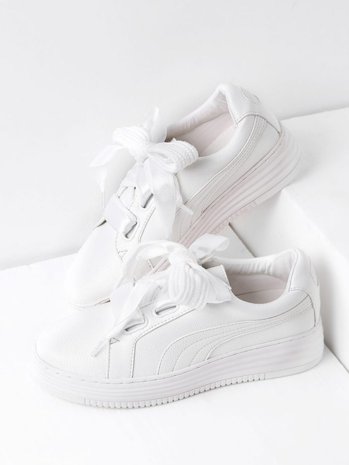 Sneakers noeuds SHEIN