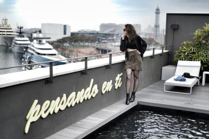 L'hôtel H10 Port Vell ou sa vue imprenable sur la marina de Barcelone