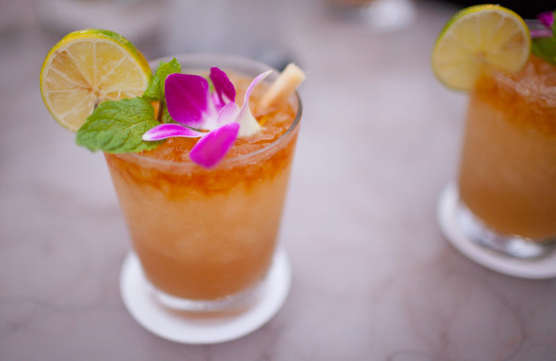 MonsieurMadame cocktail Mai Tai
